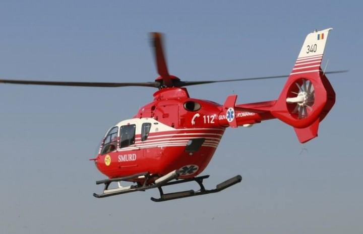 smurd iasi 720x465 Accidentat in Piatra Craiului, preluat cu un elicopter si adus in Capitala