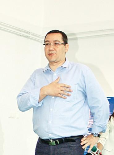 victor ponta rica petrescu1 369x500 Premierul Ponta si ministrul Oprea, mesaje de Ziua Europei