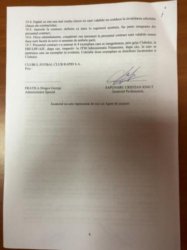 10850178 775317925888459 1559402771076078539 n 375x500 Bagati in sedinta de fani, Niculae si Sapunaru au semnat in alb cu Rapid! (FOTO)