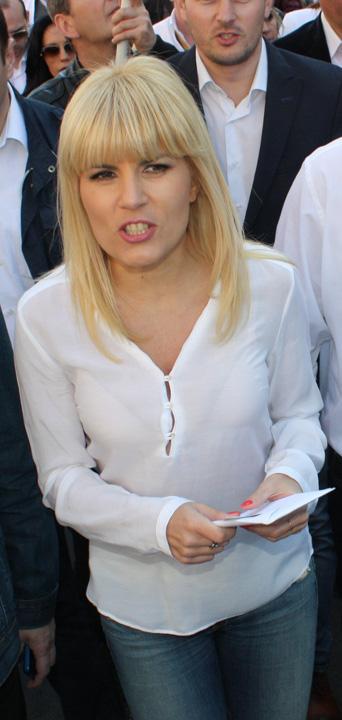 ELENA UDREA2 Udrea zornaie catusele la urechile parlamentarilor