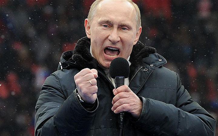 SUA declanseaza Jihadul contra Rusiei din Romania! Put