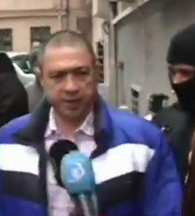rud Rudel Obreja, eliberat din arestul preventiv