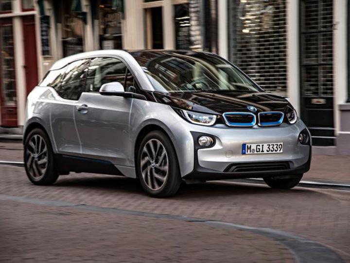 1 bmw i3 81 miles of electric range Cele mai bune masini ecologice din lume