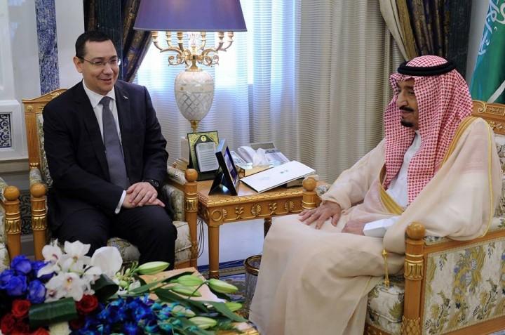 11178208 948889105150977 4748648760841080163 n 720x477 Premierul Victor Ponta s a intalnit cu regele Arabiei Saudite