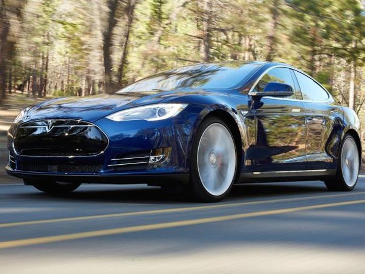 6 tesla model s 208 to 270 miles of electric range Cele mai bune masini ecologice din lume