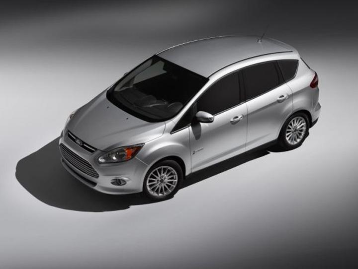 9 ford c max hybrid 40 combined mpg Cele mai bune masini ecologice din lume