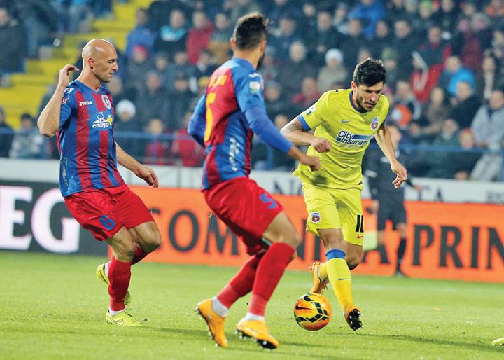 ASA Steaua1 FRF vrea ASA Tg.Mures campioana!