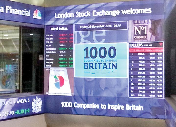 Bursa de la Londra Fondul Proprietatea se listeaza la Bursa de la Londra