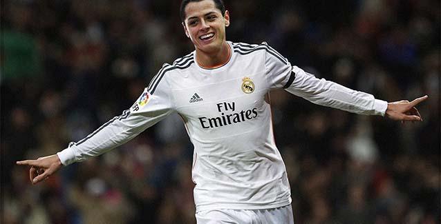Chicharito rotador montaje Real Madrid destacada UEFA CHAMPIONS LEAGUE: Se cunosc semifinalistele!