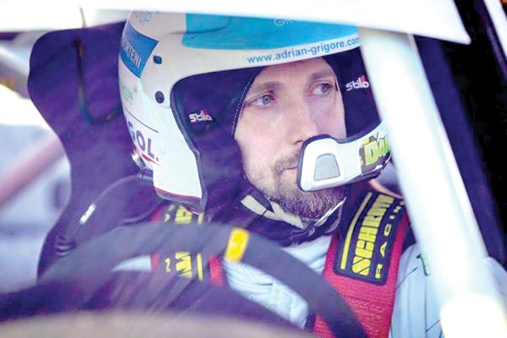 Dani Otil la volan Dani Otil, accident cu 150 la ora
