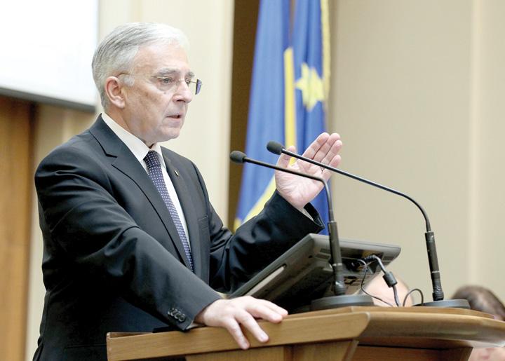 Isarescu agerpres 6954547 Isarescu: Nu suntem pregatiti sa adoptam euro in 2019