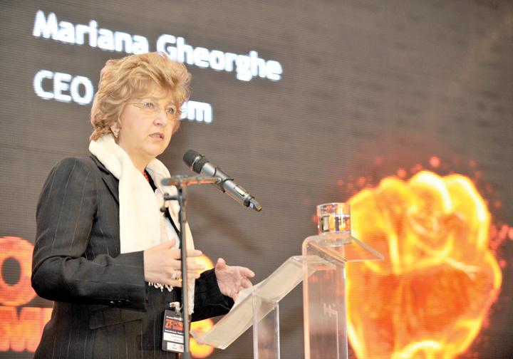 Mariana Gheorghe Petrom Agerpres Petrom da dividende de 634 de milioane de lei