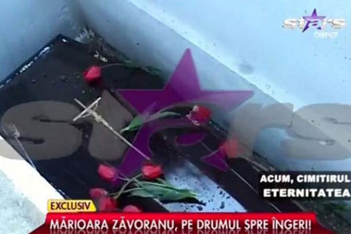 Marioara Marioara Zavoranu a murit pentru ratingul Oanei