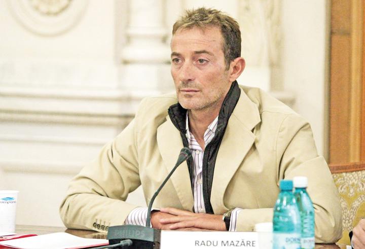 RADU MAZARE FANE1 Radu Mazare, audiat la Inalta Curte de Casatie si Justitie