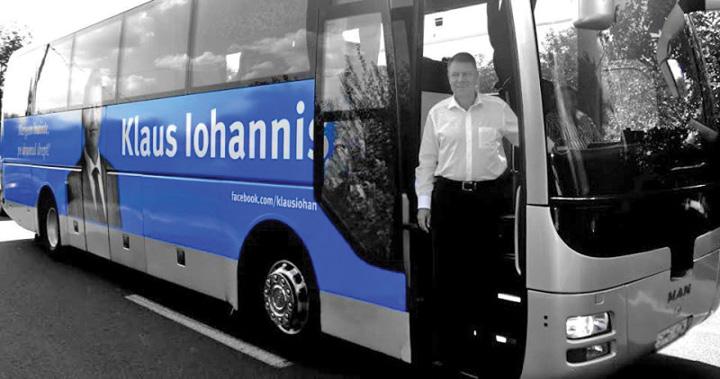 Ce comanda are de executat Klaus Iohannis! Autocar1