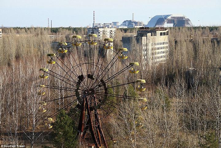 cernobal Excursii la Cernobal! Oferta incepe de la 115 dolari, dar nu stii cum se termina totul