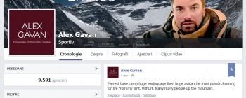 cutremur postare 350x140 Cutremurul violent din Nepal a declansat o avalansa pe Everest!