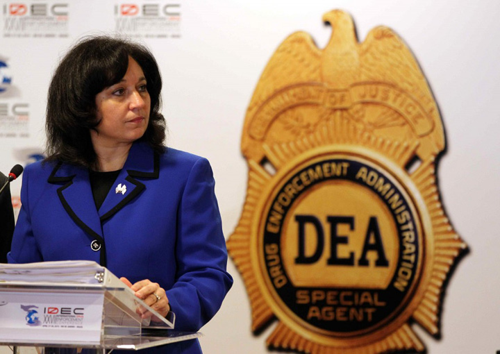 dea chief michele leonhart1 Agentia Americana Antidrog, decapitata de prostituatele cartelurilor