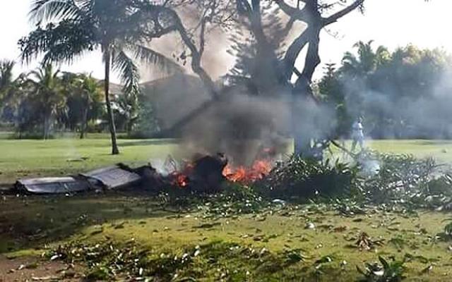 dominican plane fl 3274274b 42865600 Un avion s a prabusit in Republica Dominicana. Sapte persoane au murit!
