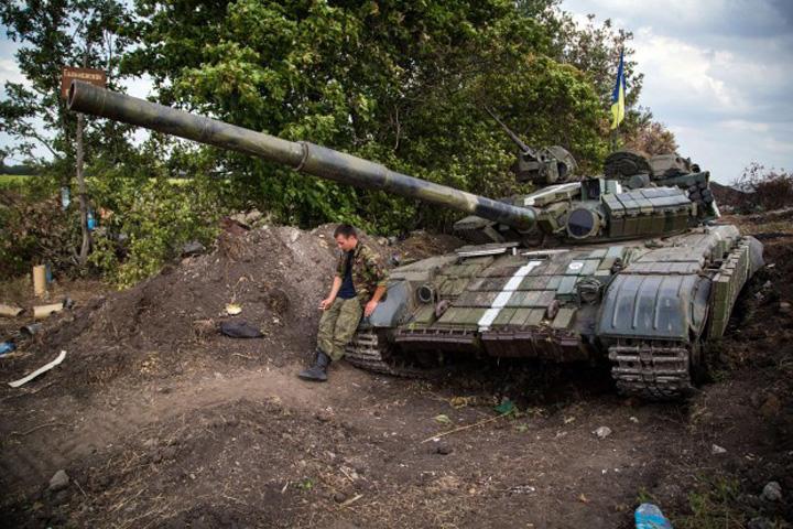 donetk Un ONG american, expulzat din Donbas pentru culegere de informatii militare