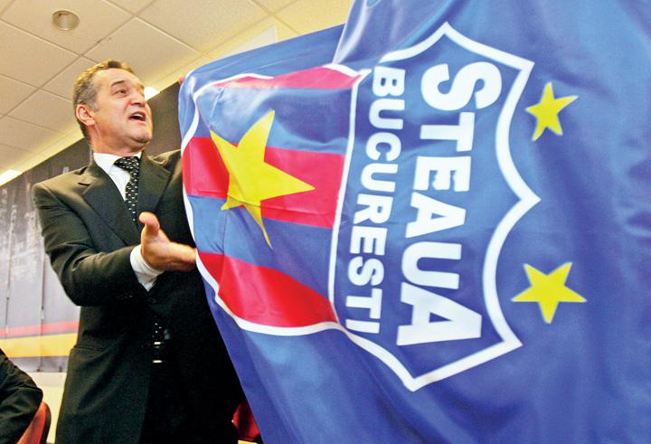 gigi becali steag 01 e1420790158203 Nu dau nici 5.000 de euro pe desenul ala!