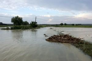 inundatii Risc de inundatii. Avertizare pentru judetele Mehedinti si Dolj