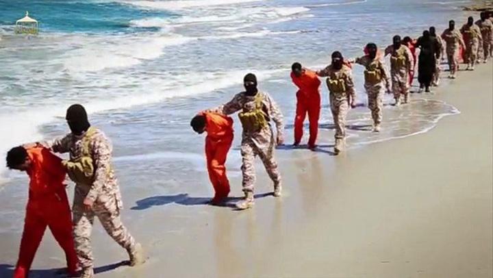 isis2 ISIS executa 28 de crestini etiopieni in Libia
