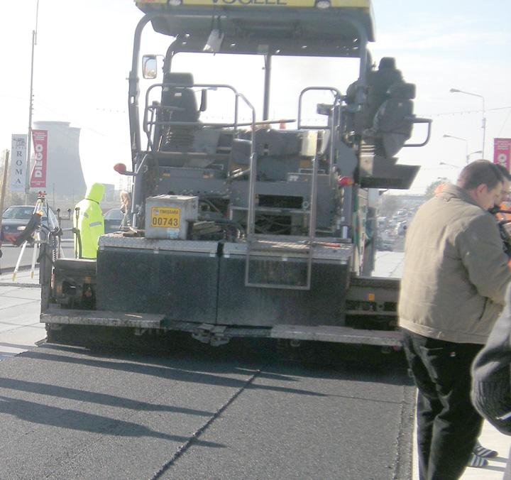 muncitori drumuri Proasta guvernare falimenteaza constructiile de drumuri