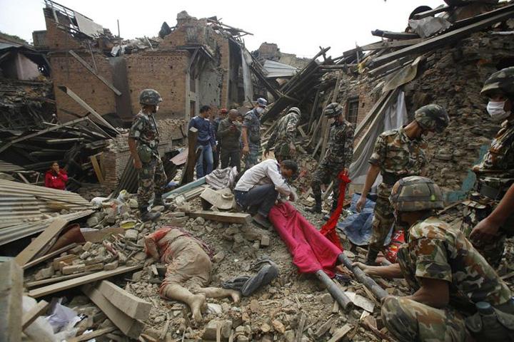 nepal 2 Catastrofa umanitara in Nepal