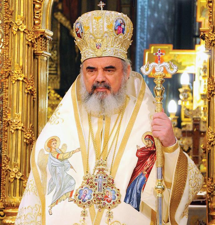 patriarhul daniel Patriarhul Daniel, asteptat sa sfinteasca o biserica din Las Vegas alaturi de manelistul DeSanto