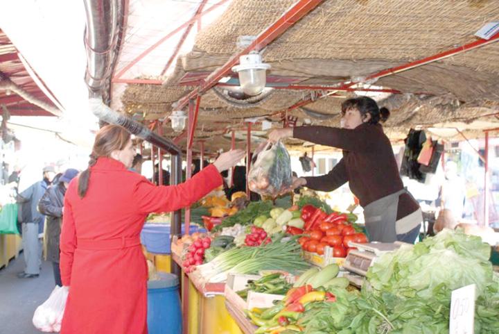 piata legume taraga Pietarii, obligati sa detina atestat de producator