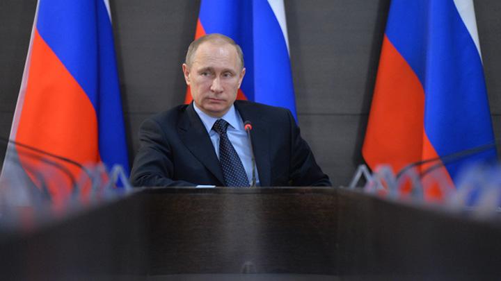 putin 1 Putin: Serviciile secrete ale SUA au ajutat separatistii din Caucazul de Nord