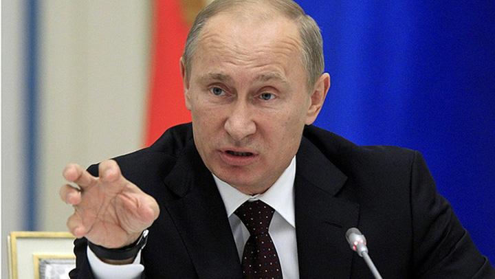 putin4 Putin: Occidentul nu iubeste Rusia decat atunci cand e slabita