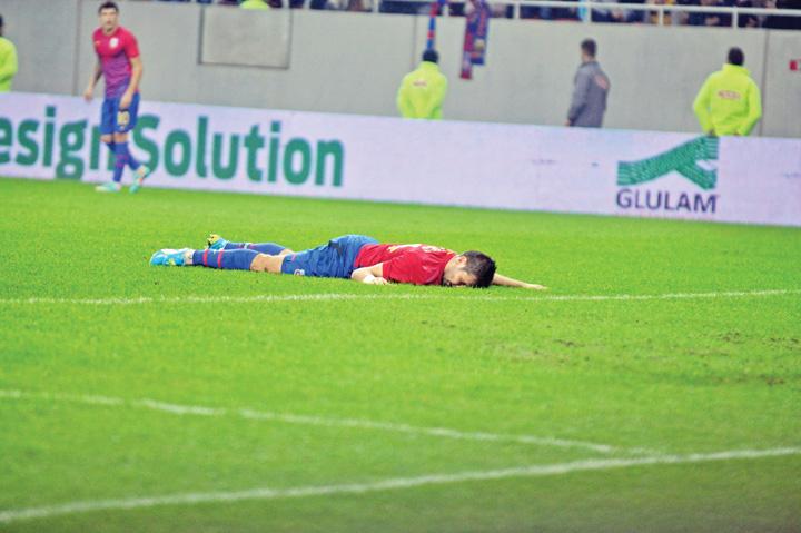 rauul rusescu Rusescu revine in finala Cupei