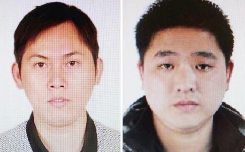suspects.29042015 Hong Kong, alerta maxima! Se cauta autorii celui mai spectaculos caz de rapire din acest mileniu