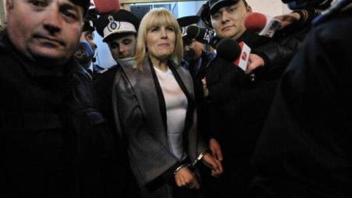 udrea3 Elena Udrea, transferata la Targsor