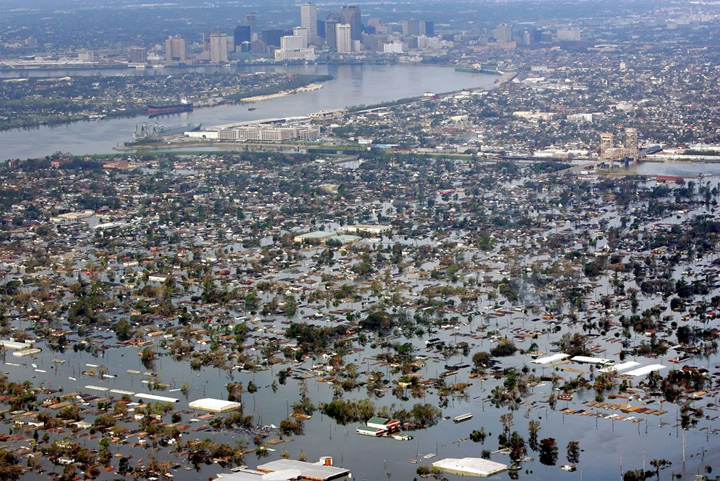 uragan1 Pana in 2050 peste un miliard de persoane vor fi afectate de schimbarile climatice