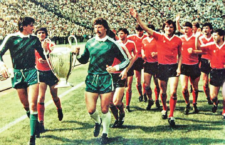 52ea144395f9cf2b6c000002 CSA Steaua isi face muzeu. FCSB ul lui Becali a pierdut toate trofeele!