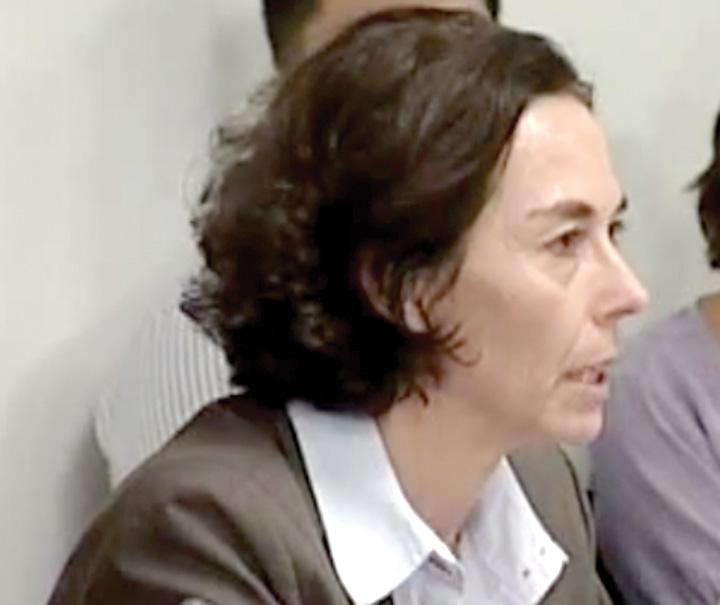 Andreea Schaechter FMI la Parlament crop Un nou acord cu FMI acopera ineficienta fiscala a guvernantilor