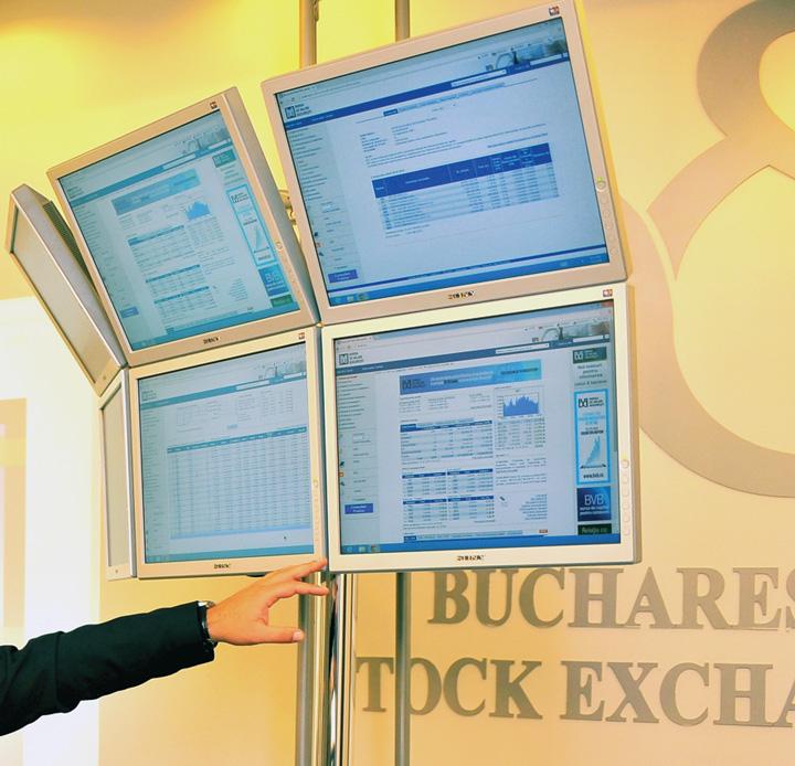 Bursa de Valori Bucuresti panou tranzactionare crop Statul vinde actiuni de 3,2 miliarde de euro ca sa carpeasca bugetul