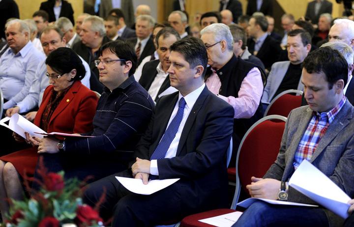 CExN al PSD Social democratii platesc taxa de protectie lui Gabriel Oprea