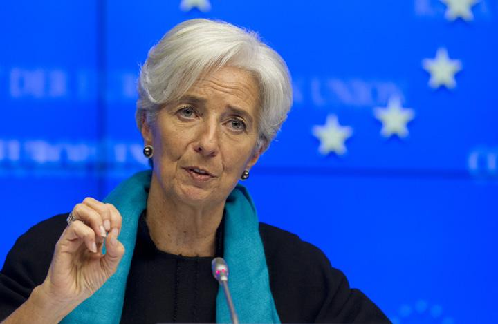 Christine Lagarde explicand FMI cere scaderea nivelului creditelor neperformante