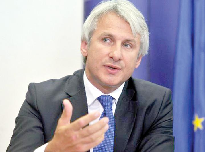 Eugen teodorovici gest mana Ministrul Finantelor vrea prietenie intre inspectorii Fiscului si patroni