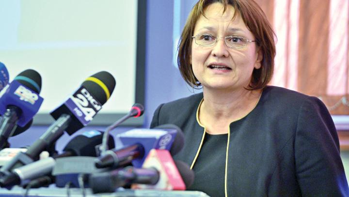 Laura Georgescu Sefa CNA, avere sub sechestrul DNA