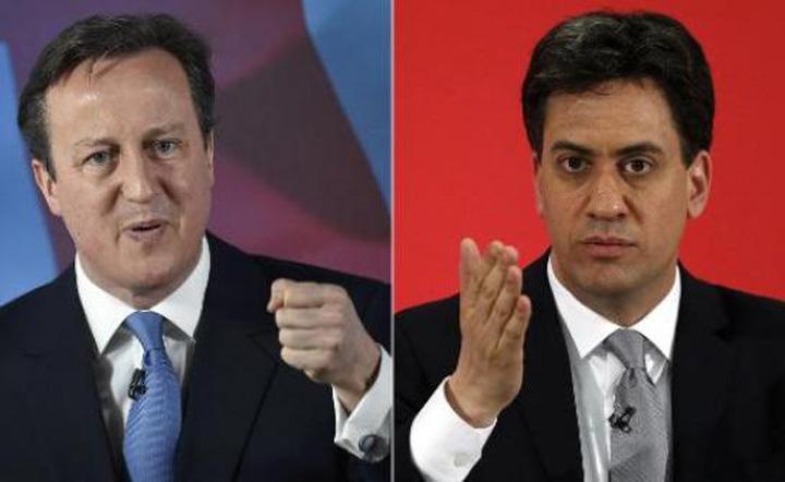 alegeri Legislative in Regatul Unit: meci strans intre Cameron si Miliband
