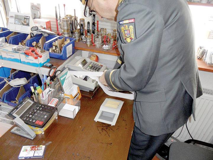 "anaf antifrauda control magazin ANAF a ""recoltat"" de 1 Mai amenzi de doua milioane de lei"