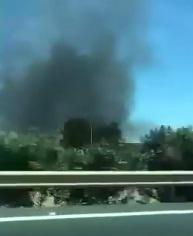 avion Spania: Un avion cu sase persoane la bord s a prabusit (VIDEO)