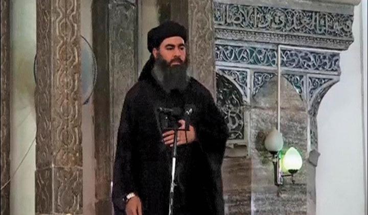 baghdadi Liderul ISIS, paralizat in urma ranilor primite