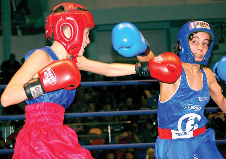 boxfete Trimise la cratita, boxeritele din lotul national merg la Mondialele din Taipei