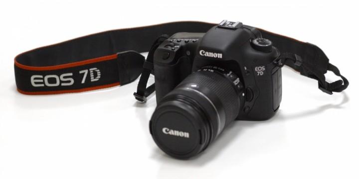 canon eos 7d 720x360 Politist, acuzat de delapidare dupa ce a amanetat aparatele foto ale colegilor criminalisti